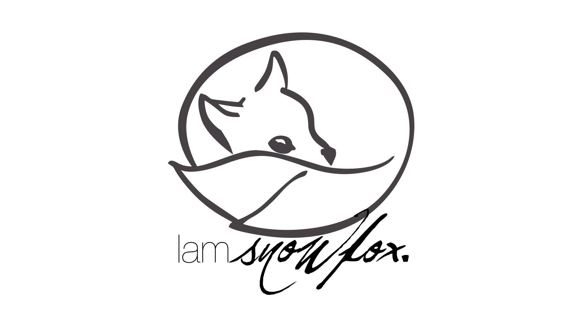 IamSnowfox. logo
