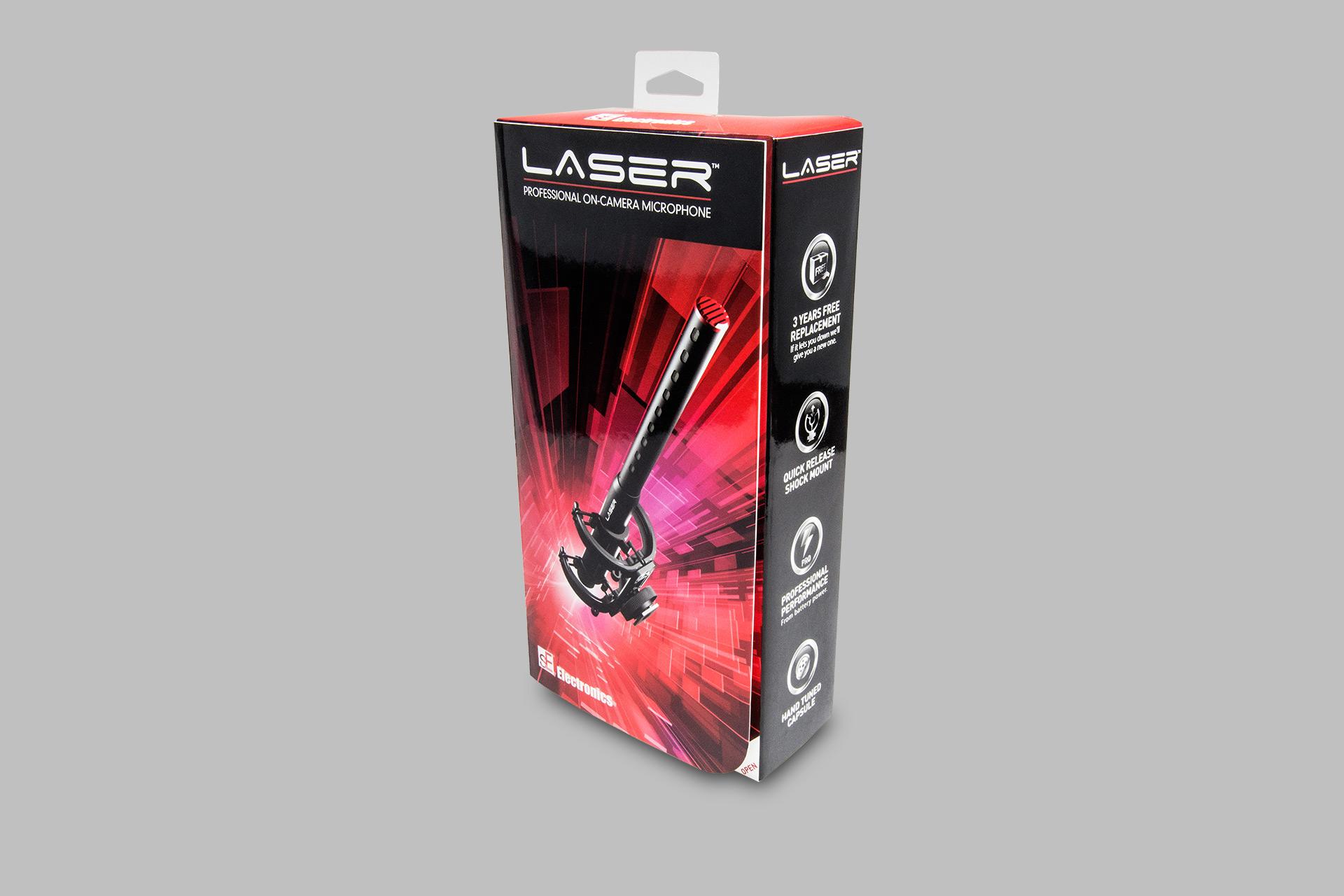 Laser-closed