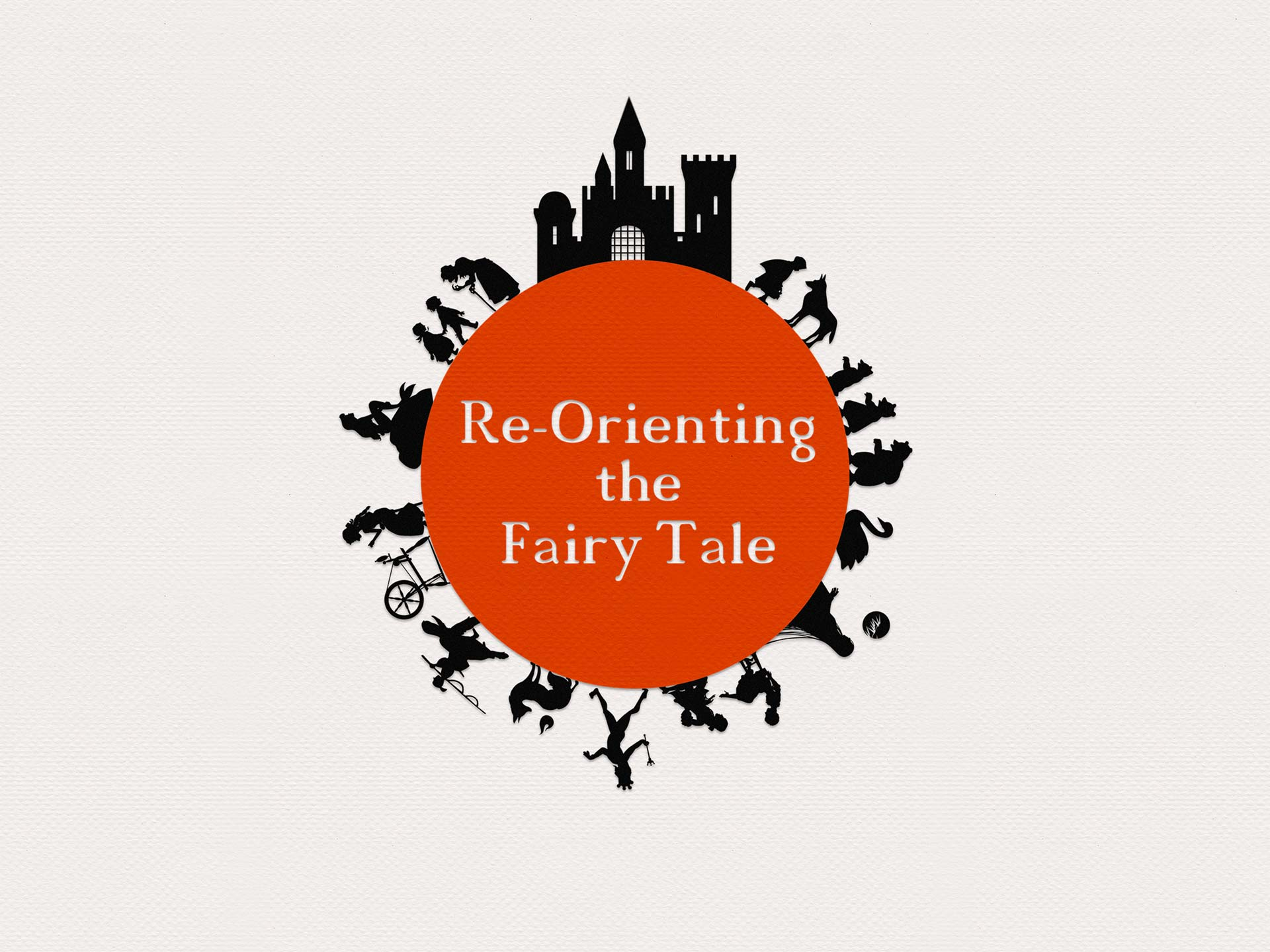 Kanagawa University - Re-Orienting the Fairy Tale Logo