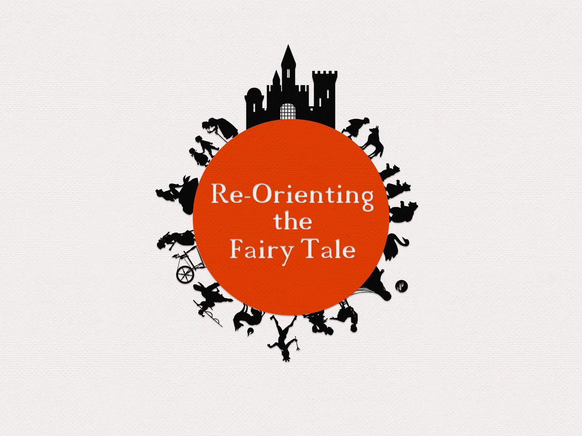 Kanagawa University - Re-Orienting the Fairy Tale Logo